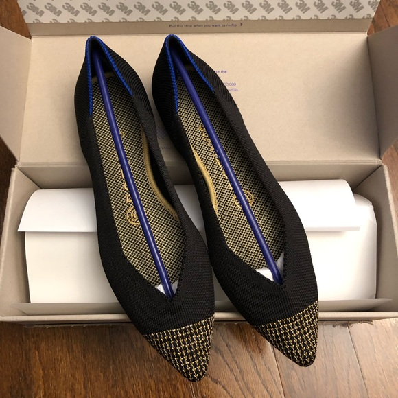 f5f8ea4264083 Rothy's Shoes | Rothys Points Licorice | Poshmark